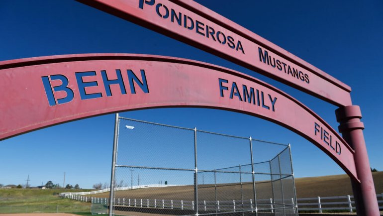 """A decade after tragic car crash, Ponderosa's """"Behn Family Field"""" is a lesson in legacy, healing and community"""