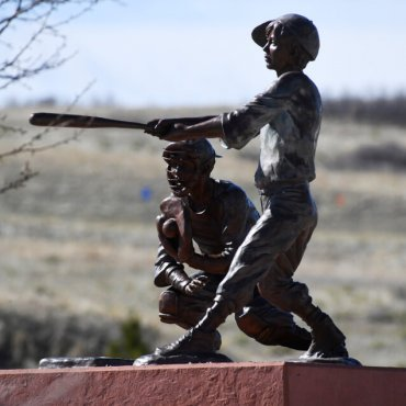 Double Angel Ballpark, built in memory of two brothers, stands as something greater than baseball
